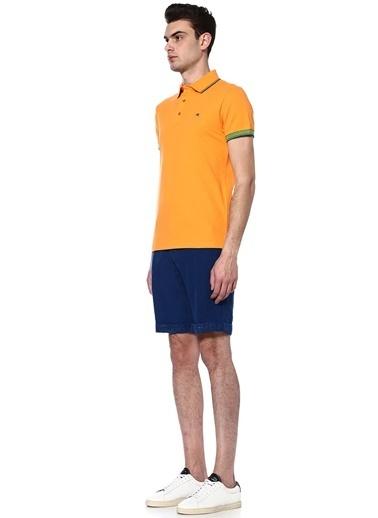 Etro Polo Yaka Tişört Oranj